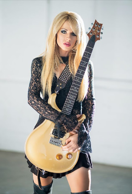"Orianthi présente le premier single de son nouvel album ""Impulsive"""
