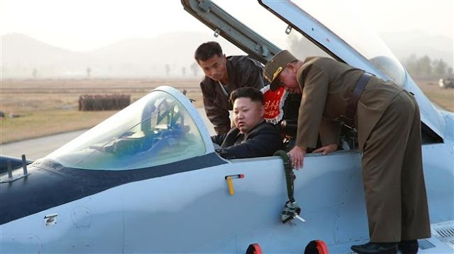 South Korea claims 'unusual' rise in military plane activities by North Korea