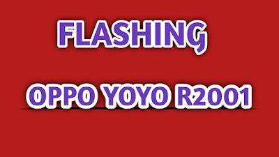 agan semua yang memang dikala ini sedang memerlukan bimbingan ini Flash Oppo Yoyo R2001 via SP Flashtool Kurang Dari 10 Menit
