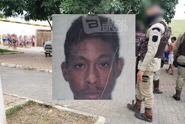 Barreiras-BA: Homem é morto a tiros no Bairro Vila Brasil