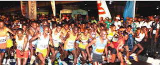 2020 Lagos City Marathon