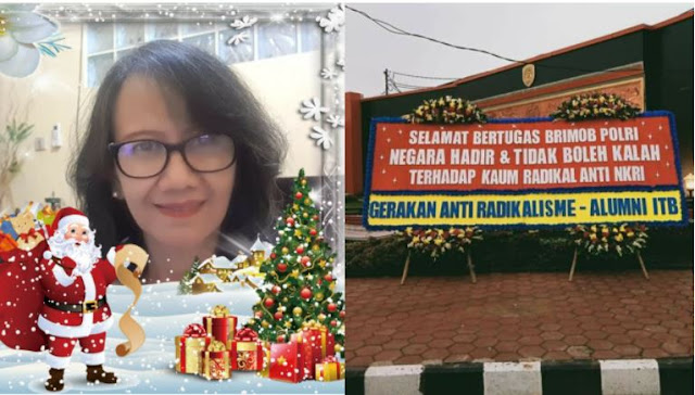 Salah Satu Anggota GAR ITB Pelapor Din Syamsuddin Terungkap, Warganet: Hmm, Nggak Heran