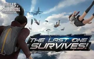 تحميل لعبة Rules of Survival قواعد البقاء للكمبيوتر والموبايل برابط واحد مباشر