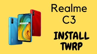 Realme C3 TWRP Recovery