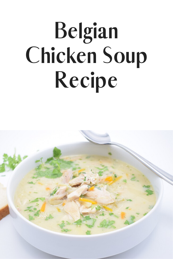 food recipes : 2 hours · Gluten free · Serves 2Waterzooi, Belgian chicken stew with leeks, carrots and cream!
