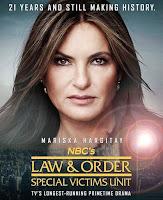 Vigésima primera temporada de Law & Order: SVU