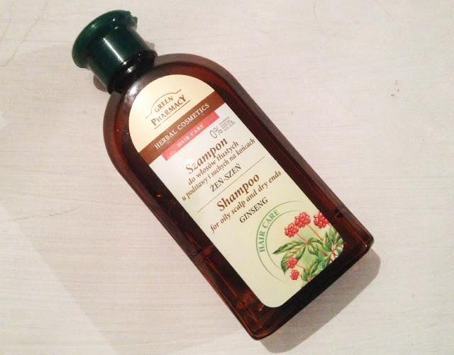 Szampon do włosów tłustych | Green Pharmacy | iperfumy.pl