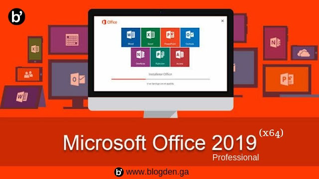 Free Download MS Office Professional x64 2019
