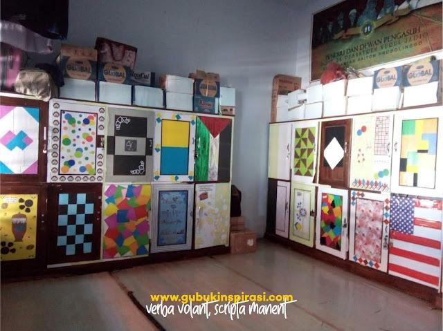 Persiapan Lomba Room Management Wilayah Az-Zainiyah Pondok Pesantren Nurul Jadid