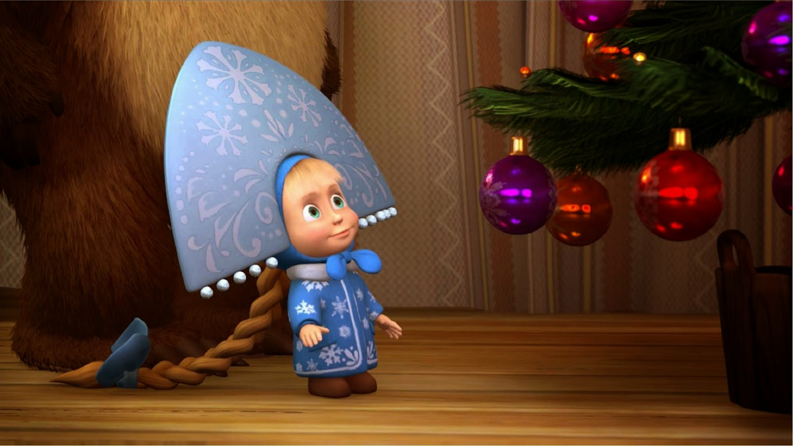 Kumpulan Foto Masha And The Bear