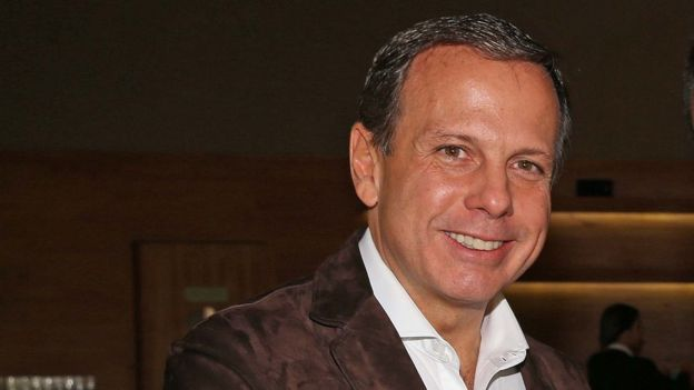Doria é eleito prefeito no 1º turno em SP