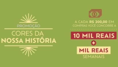 Promoção Suvinil Farroupinha 2021 Cores da Nossa História Sorteio 10 Mil Reais