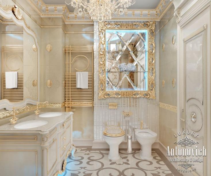 Glamorous Huge Luxury Master Bathrooms