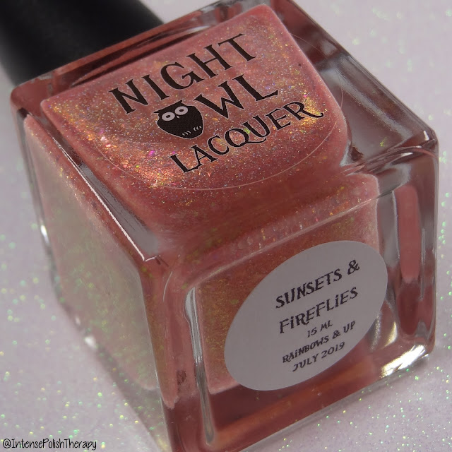 Night Owl Lacquer Sunsets & Fireflies