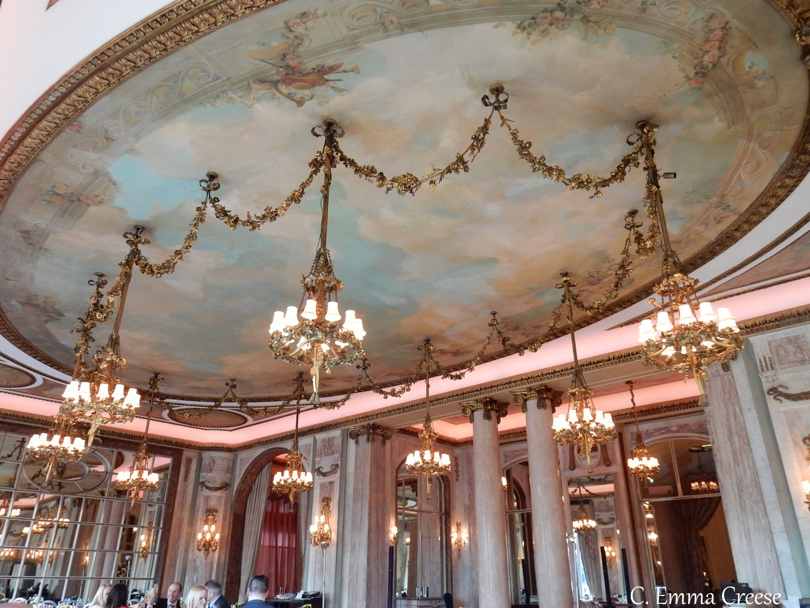 The Ritz London Restaurant Review Adventures of a London Kiwi