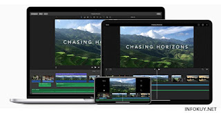 iMovie - Aplikasi Edit Video Gratis