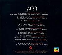 Aco Pejovic  - Diskografija  2004-2