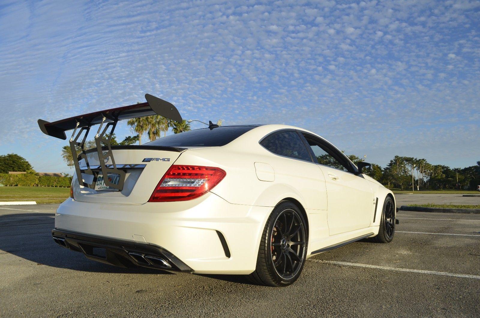 RENNtech Mercedes-Benz C63 AMG Black Series | BENZTUNING