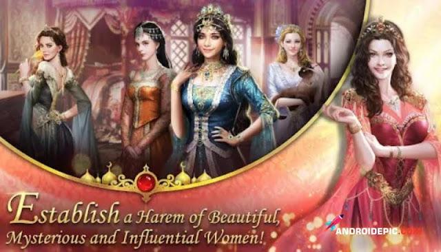 Game Of Sultans adalah game simulasi kerajaan dimana setiap pemain menjadi seorang raja yang memiliki kendali penuh atas kerajaannya.