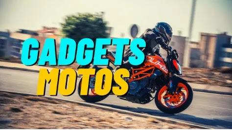 gadgets para motos y motociclistas