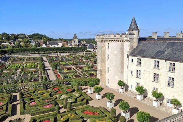Best chateaux in the Loire Valley: Chateau de Villandry