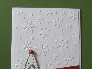 Very Merry Tags Easy Christmas Card