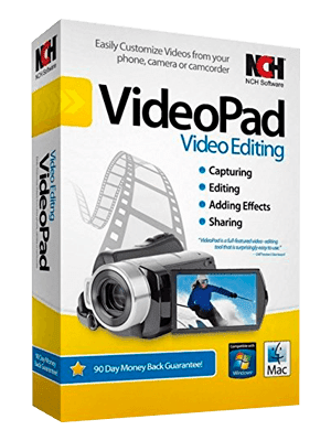 NCH Video Pad Video Editor Pro