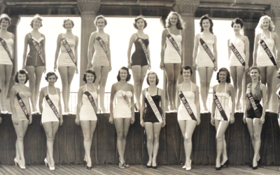 Miss America contestants from 1953