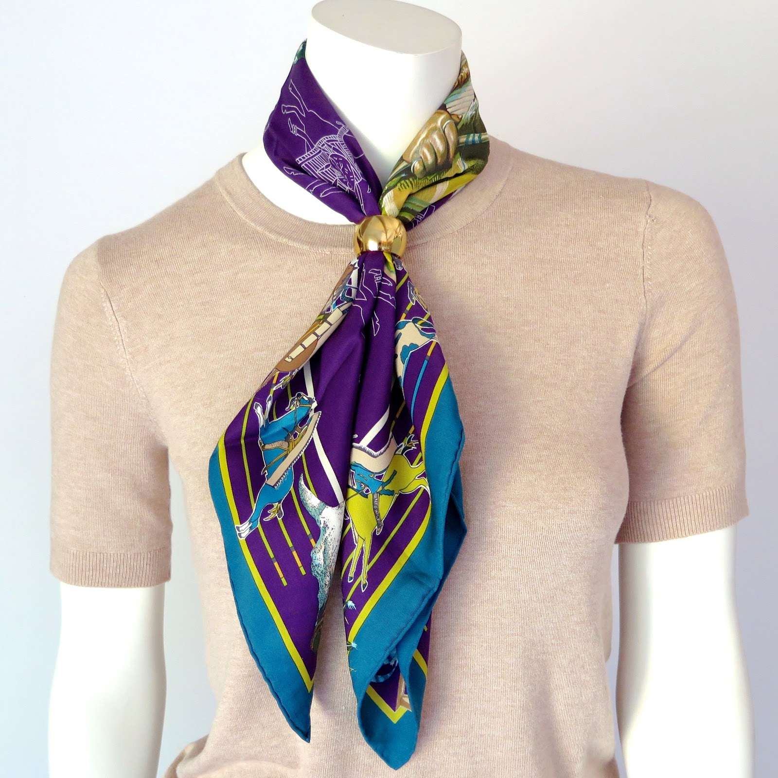 Image result for Knot Your Scarf The bride