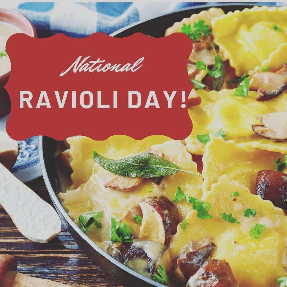 National Ravioli Day Wishes for Instagram