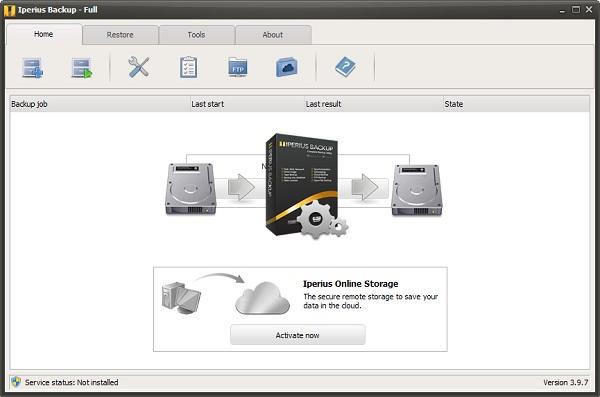 تحميل برنامج iperius backup full للنسخ الاحتياطي للملفات برابط مباشر أخر إصدار 2020 مجانا