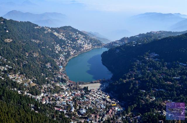 Nainital Attraction : Naina Peak