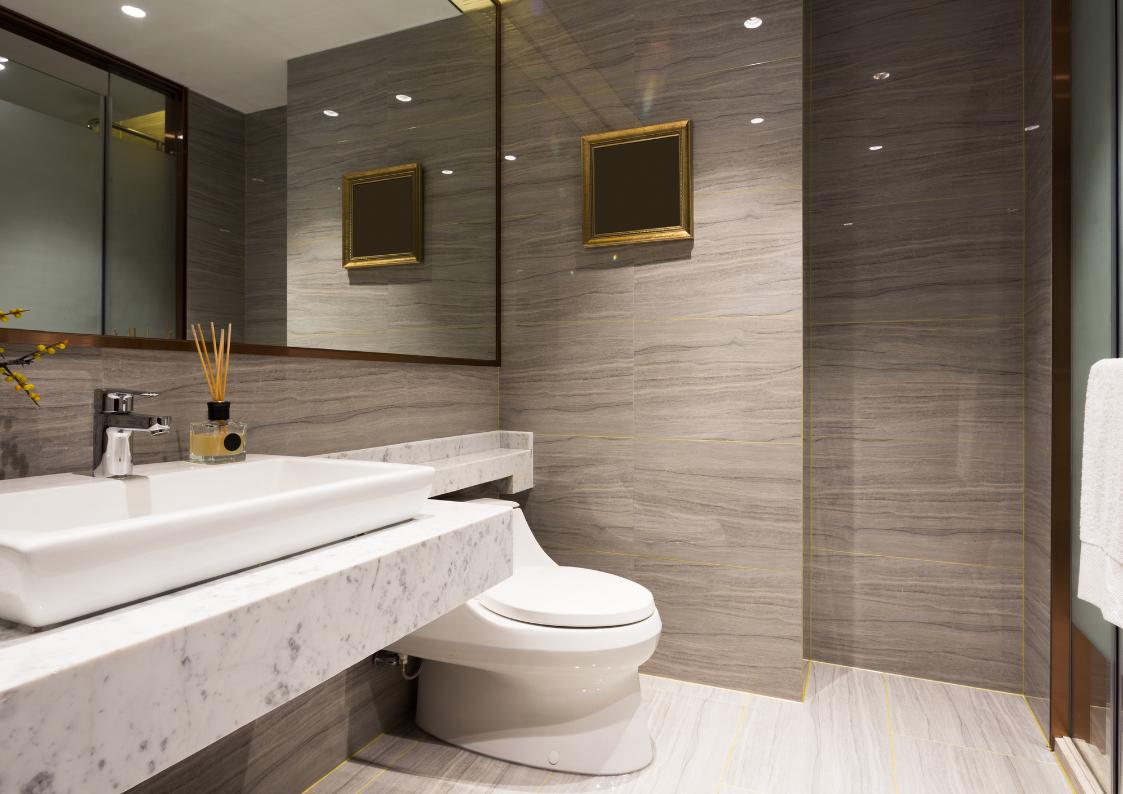 Badezimmer, Bad, Die 5 besten Bereiche, auf die Sie sich mit Ihrem neuen Badezimmer konzentrieren sollten