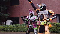 Ex-Aid Damashii Ghost and Kaigan Ghost Ex-Aid