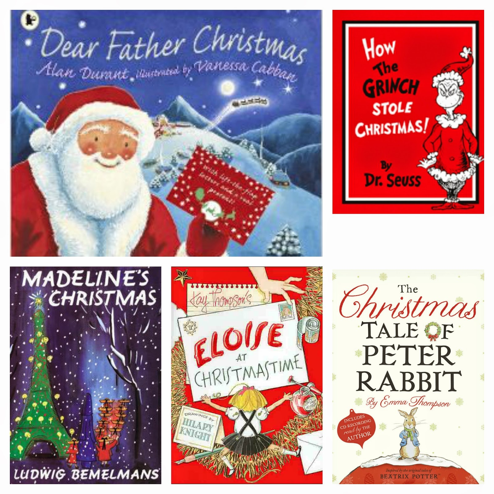 25 of the Best Christmas Book – *Bookclub Special (Part 2)* | V. I. BOOKCLUB