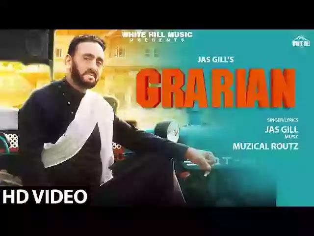 GRARIAN LYRICS - JAS GILL x SHWETA GULERIA