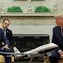 Trump se lleva de la residencia de su embajador en Francia tres obras de arte que resultan ser réplicas