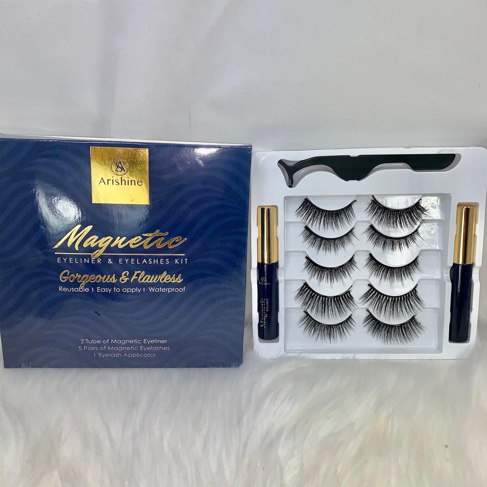 Amazon Magnetic Lashes (Arishine Magnetic Lashes)
