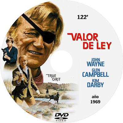 Valor de ley (John Wayne)- [1969]