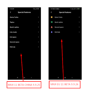 Sedikit Review Miui 11 China Beta Dan Miui 11 Eu Khusus Redmi Note 7