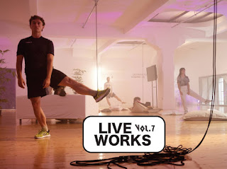 LIVE WORKS Vol.7_Open call