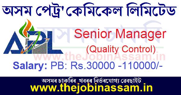 Assam Petro-Chemicals Limited.
