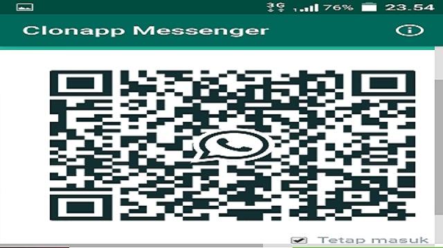 Cara Menggunakan Clone App Messenger