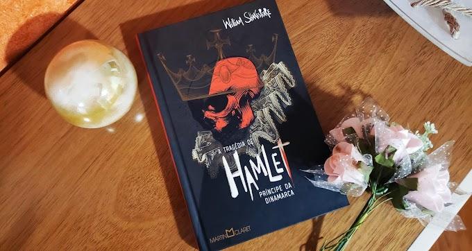 [RESENHA #781] A TRAGÉDIA DE HAMLET: O PRÍNCIPA DA DINAMARCA - WILLIAM SHAKESPEARE