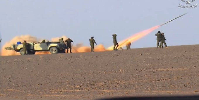 El Frente Polisario afirma haber atacado por primera vez objetivos en el sur de Marruecos.