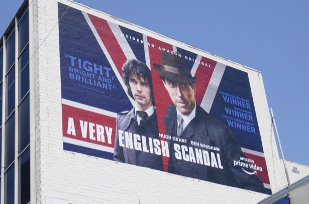 A Very English Scandal 2019 Emmy billboard