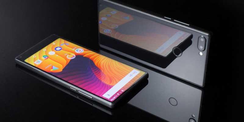 Boom! Inilah Calon Pesaing Tangguh Xiaomi dengan Seri Mix 2nya, Dari China Juga!
