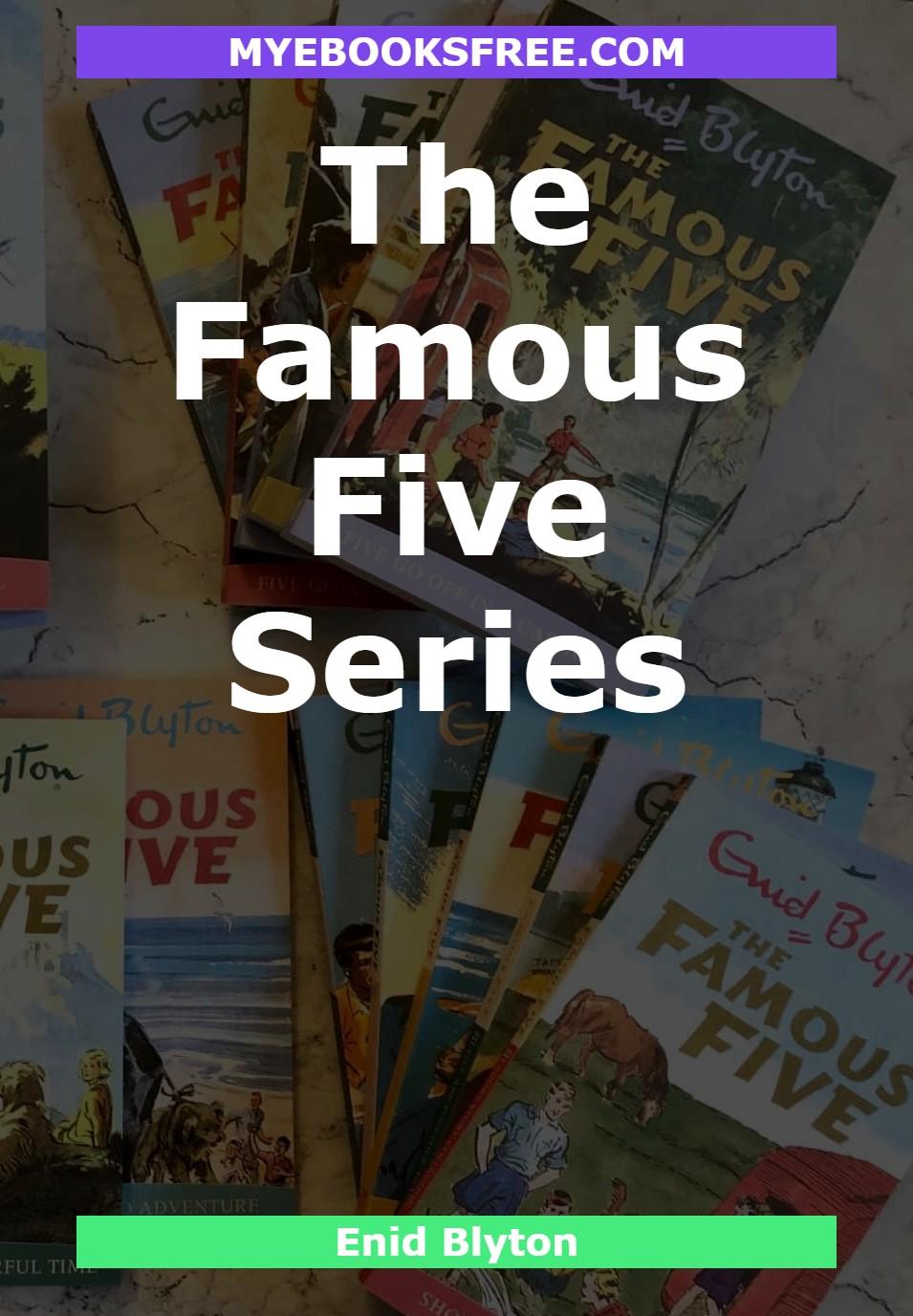 The Famous Five Series by Enid Blyton | PDF EPUB MOBI Download