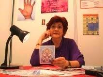 María Luisa Martín Vargas pasando Consulta