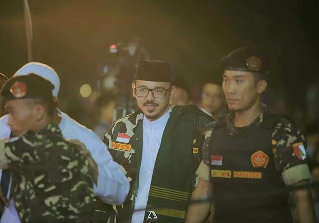 Habib Husein Putra Habib Luthfi: Saya Ingin Berkhidmah di NU Melalui Banser